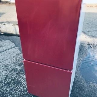 ♦️EJ1747番MORITAノンフロン冷凍冷蔵庫 【20…