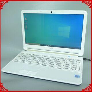 【ネット決済・配送可】新品高速SSD 中古美品 ノートパソコン ...