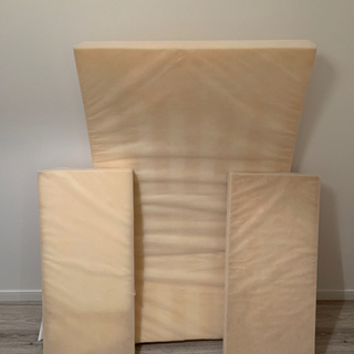 IKEA 伸縮式ベッドマットレス(PLUTTEN プルッテ…