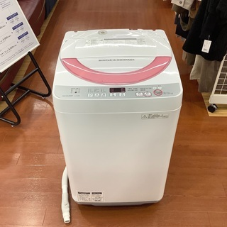 SHARP(シャープ)の全自動洗濯機を紹介します!!トレジャーフ...