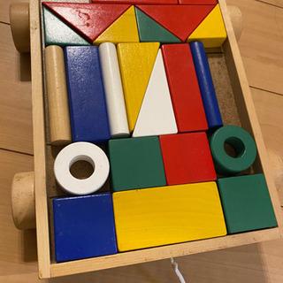 IKEA 子供用ブロック