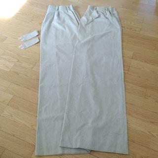 無印良品 遮光カーテン 131cm×176cm 2枚