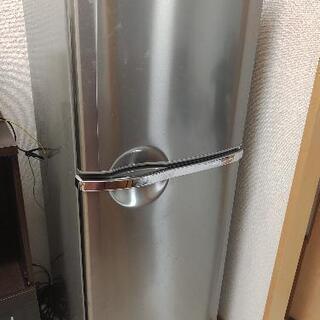 【無料】冷蔵庫(冷凍庫付き)