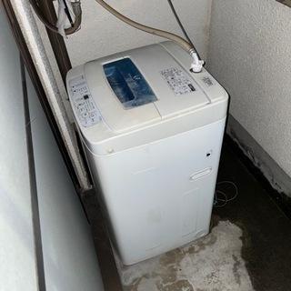 普通の洗濯機