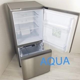 AQUA AQR-U16F(S) 冷蔵冷蔵庫 単身用★