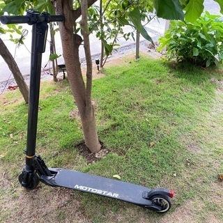MOTOSTAR電動キックボード ジャンク