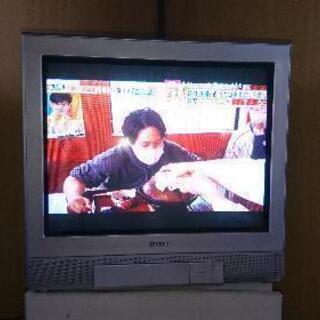 (無料¥0)東芝ブラウン管テレビ21型