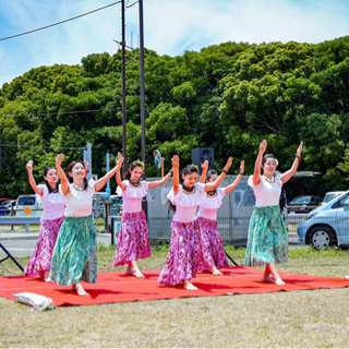 福岡市東区 フラダンス 無料体験会