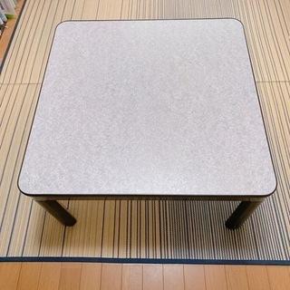山善 コタツ(正方形)