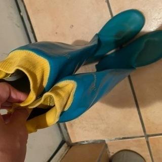0円 長靴 23cmくらい