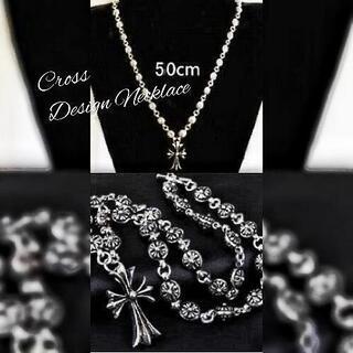 【新品 未使用】 クロス デザイン ネックレス 十字