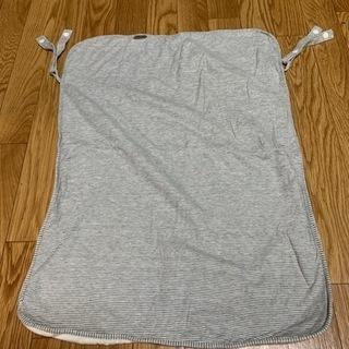 日本製 綿100% 授乳用 ベビーカー ブランケット