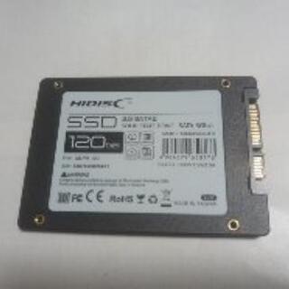 [新品] HiDisk SSD120GB