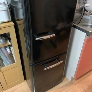 冷蔵庫 ANG-RE151-A1 2020年製