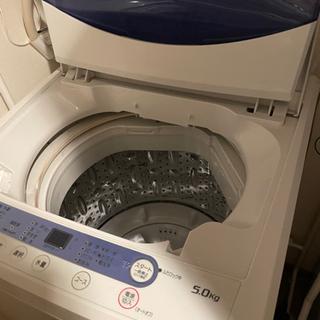 引っ越しの為早い者勝ち出品 2018年製洗濯機