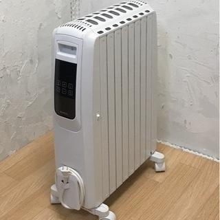 モダンデコ リモコン付きオイルヒーター