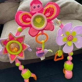 タイニーラブ アーチ型おもちゃ