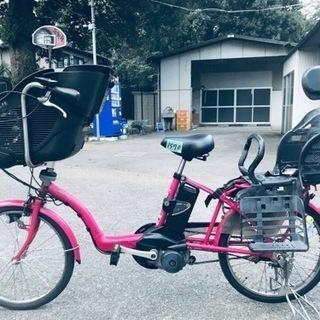 ②1570番✨電動自転車Panasonic ギュット ミニ‼️