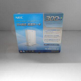 値下げしました NEC 無線ルーター wifi PA-WR…