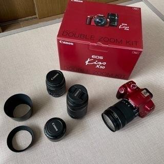 【値下げしました】Canon 一眼レフカメラ 一式