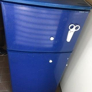 HITACHI 日立 冷凍冷蔵庫 R-8MT 80L 20…