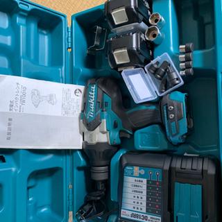 【ネット決済】マキタ インパクトレンチ モデル TW1001DRGX