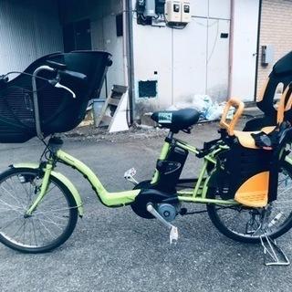 ①1609番✨電動自転車Panasonic ギュット ミニ NM...