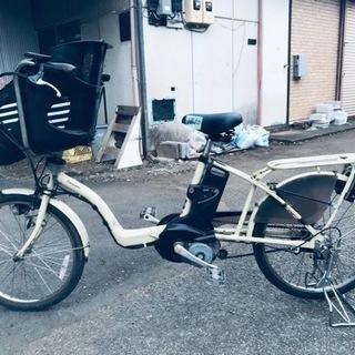 ①1610番✨電動自転車Panasonic ギュット ミニ ‼️