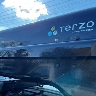 ほぼ未使用 TERZO エアロクロスライダー185 EA1…