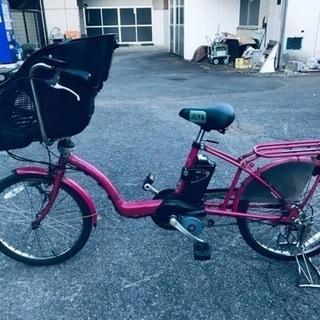 ①1646番✨電動自転車 Panasonic ギュット ENMM...