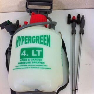 蓄圧式噴霧器 DAHLIA ガーデンスプレー 4ℓ 取扱説…