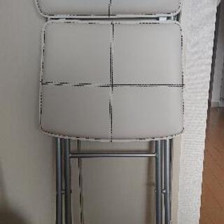 ニトリ 折り畳み 椅子