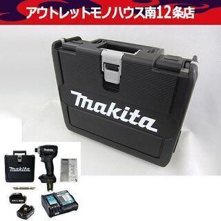 新品未使用 マキタ 18V 充電式 インパクトドライバ TD17...
