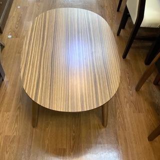 カリモク60+ ローテーブル【トレファク 川越店】