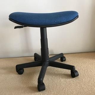 ワークチェア キャスター付き 昇降式 回転椅子