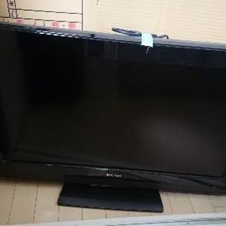【無料でお譲りします】32型液晶テレビ