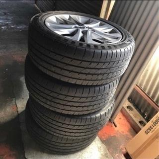 ダンロップ タイヤ 18インチ4本