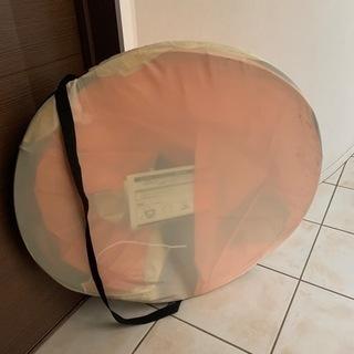 500円 折り畳みテント