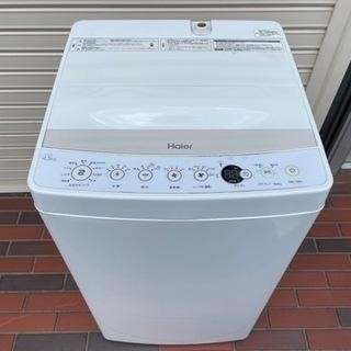 美品 Haier 全自動洗濯機 2016年製 4.5kg …