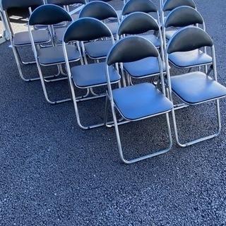 売れ筋商品!!激安パイプ椅子 折りたたみ式