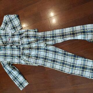 140男子パジャマ