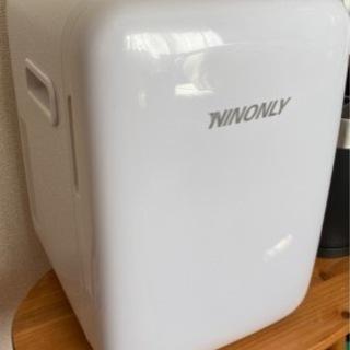 【ジャンク品】小型冷温庫7月購入!美品 AC DC電源コード付き