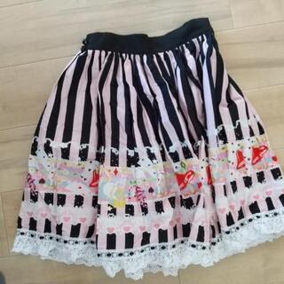 不思議の国のアリス★スカート