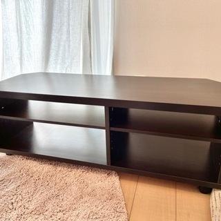 テレビボード(濃木目)横幅70cm