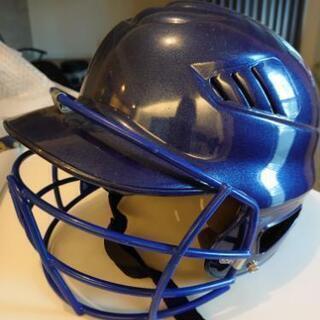 女子ソフトボール用  ヘルメット