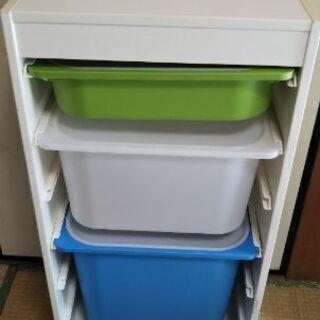 イケア トロファスト IKEA TROFAST おもちゃ収納