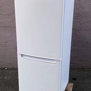 ㉕【6ヶ月保証付・税込み】ニトリ 106L 2ドア冷蔵庫(…