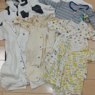 【ネット決済】男児 ベビー服 セット