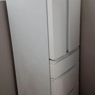 【愛品館千葉店】三菱 461L 6ドア冷蔵庫 MR-RX46A-...