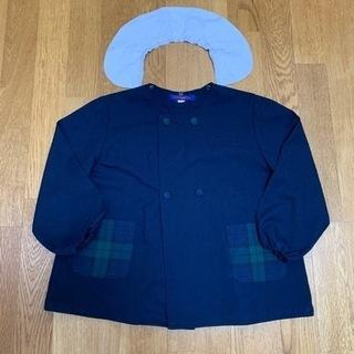 狛江市みずほ幼稚園の制服 120cm